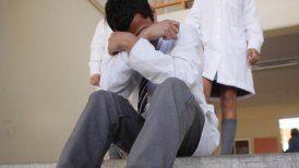 La empresa Proarte, el Servicio Nacional de Menores (Sename) y Unicef, se reunieron este sábado en una actividad para incentivar las campañas contra el bullying o maltrato infantil.  Por esta razón, decenas de escolares vieron una obra de teatro que muestra las consecuencias de esta práctica.
