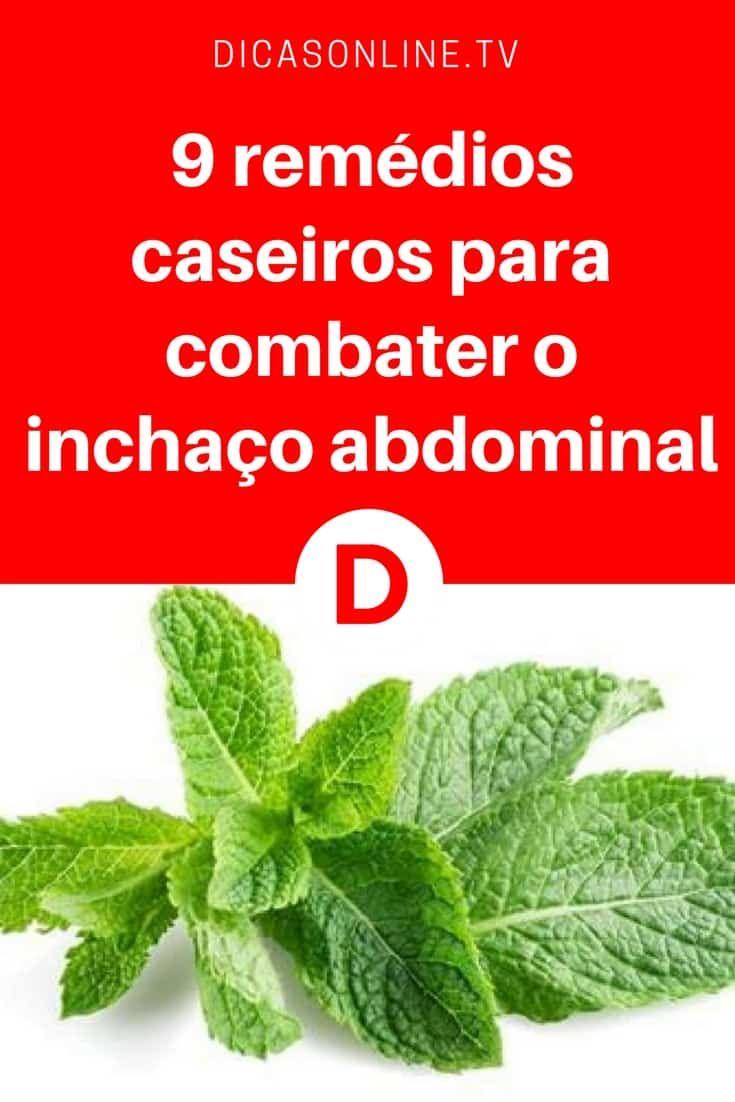 Inchaço abdominal | 9 remédios caseiros para combater o inchaço abdominal