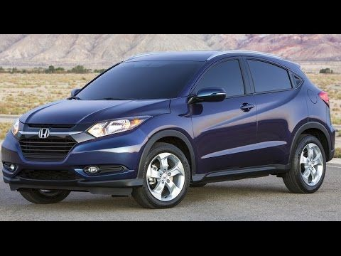SUBSCRIBE for New Cars:  https://www.youtube.com/c/wmediatv?sub_confirmation=1 The 2016 Hona HR-V crossover is an all-new Honda vehicle that blends the styling of a coupe the toughness space and utility of an SUV and the quality and refinement of a Honda in one sporty personal and versatile multi-dimensional vehicle. The well-equipped HR-V enters the fast-growing entry crossover market with dynamic yet refined exterior styling fun-to-drive performance class-leading fuel efficiency ratings…