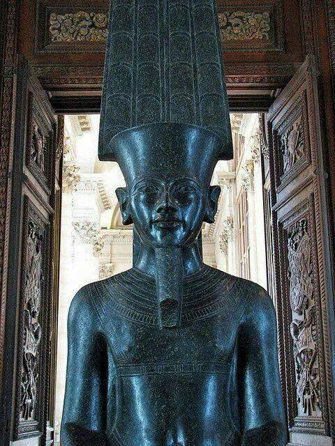 Amun - or more popular as Amen Ra... yes, this is the great man that all the…