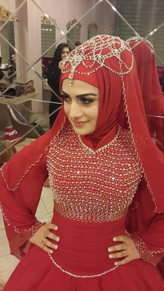 The 120 best Muslim wedding dresses (Niqab/Hijab) images on ...