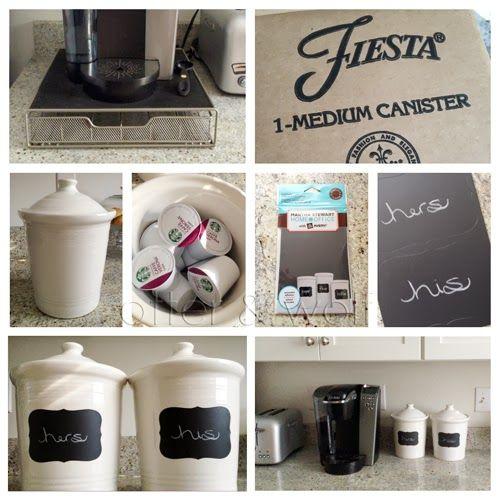 Kitchen Storage Jar Ideas