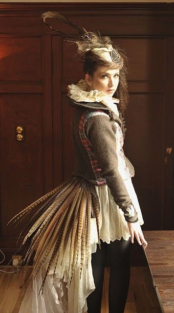Judy r clark- Scottish Fashion Designer