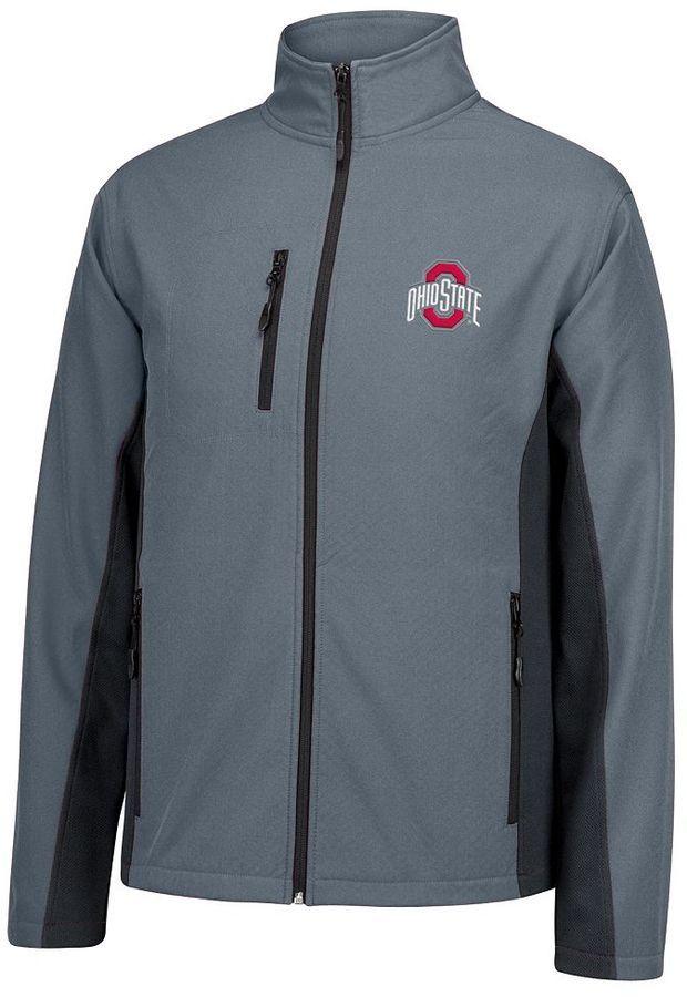 Men's Ohio State Buckeyes Eclipse Softshell Jacket