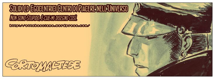 ettobasciano.wordpress.com #Sketch #Inking #Draw #Disegno #watercolor #CortoMaltese #HugoPratt #art #Comics #comicbook #fumetto