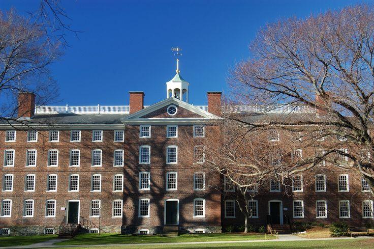 Providence Rhode Island,University Hall in Brown University. Providence, Rhode Island