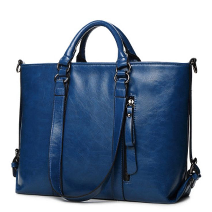 Genuine Leather Shoulder Bag //Price: $51.06 & FREE Shipping // #bags #lady