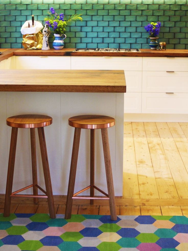 Calypso Stool | Australian Sustainable Hardwoods (ASH) | Manufacturer of Goodwood Victorian ash timber