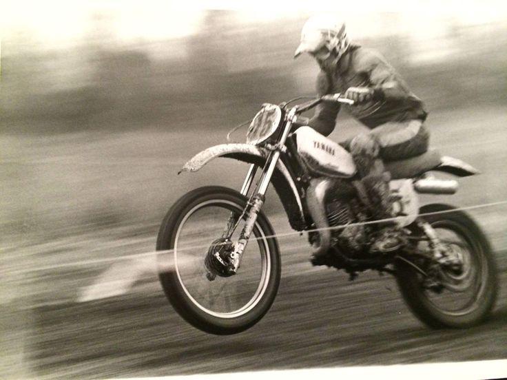 Idea by bruce sandground on dirt vintage motocross