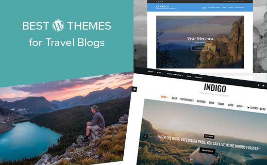 Are you looking for the best WordPress theme for your travel blog? Take a look at our expert pick of the best WordPress themes for travel blogs.