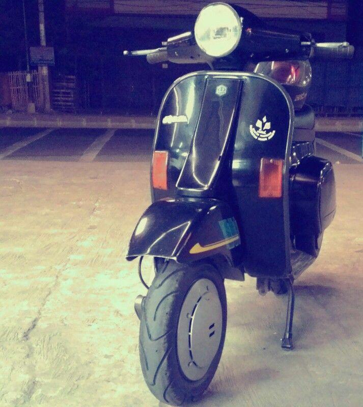 Vespa Corsa 125cc BLACK