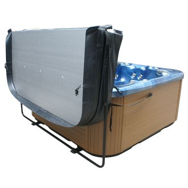 Cabinet free Spa cover lifters help with the removal of covers without damaging them and are great for spa users on their own. http://spastore.com.au/cabinet-free-spa-cover-lifter/ #pool #spa #spapool #swimspa