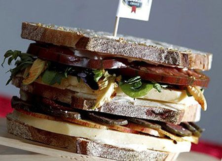 The Most Expensive Cheese Sandwich | Culinary News | Genius cook - Healthy Nutrition, Tasty Food, Simple Recipes