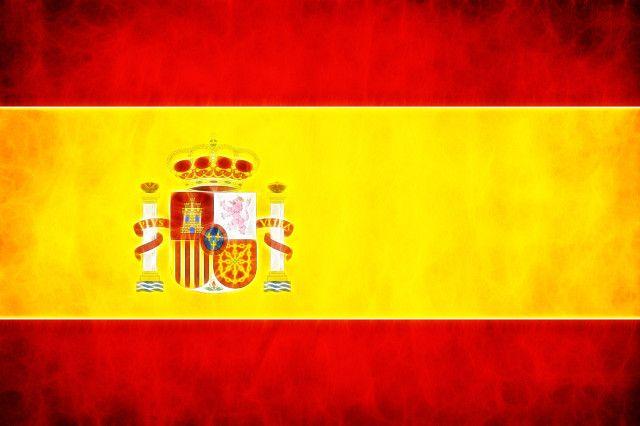 Spain Flag Wallpaper High Definition