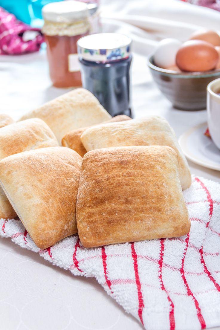 ¡Sólo 10 minutos en el horno y listo! A disfrutar de un rico pan crujiente HOME BAKERY de BredenMaster.