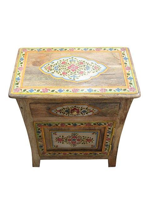 Moghul Bedside - Cabinets - Storage - Furniture