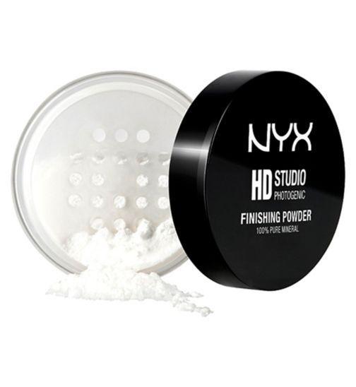 NYX Professional Makeup Studio Finishing Powder - Translucent Finish - Boots