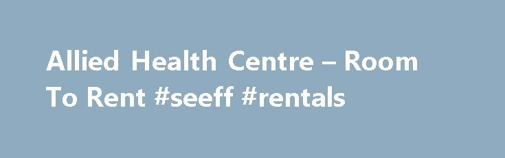 Allied Health Centre – Room To Rent #seeff #rentals http://rentals.remmont.com/allied-health-centre-room-to-rent-seeff-rentals/  #room to rent # Room To Rent Our busy Natural Therapies Clinic is looking for you to join our friendly, professional team of Health Practitioners. Contact Information Contact Name: Lianna Morrison Address: Allied Health Centre Shop 6 Ross Court, 195 Bloomfield Street, Cleveland, Qld, 4163 Phone: (07) 3053 2669 Overview Of Facilities If you areContinue…