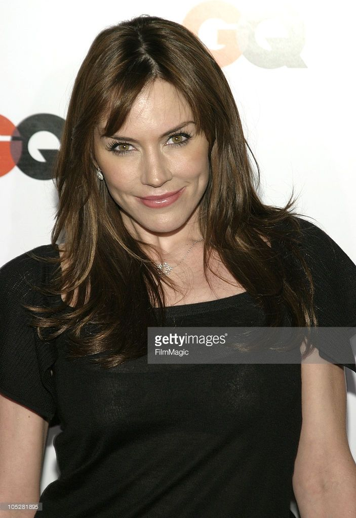 Krista Allen during GQ Magazine Hosts 2004 NBA All Star Game Party at Astra West in Los Angeles, California, United States.