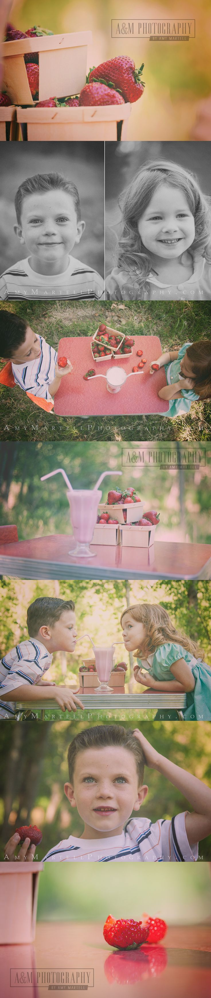 More 50's styled kids shoot on the blog!    #kids #Photography #styledsession 50's photoshoot