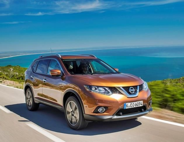New #Nissan #XTrail #SUV lined up for 2015 launch? After having success with #Nissan #Terrano , Nissan may bring their Internationally fame premium suv in India