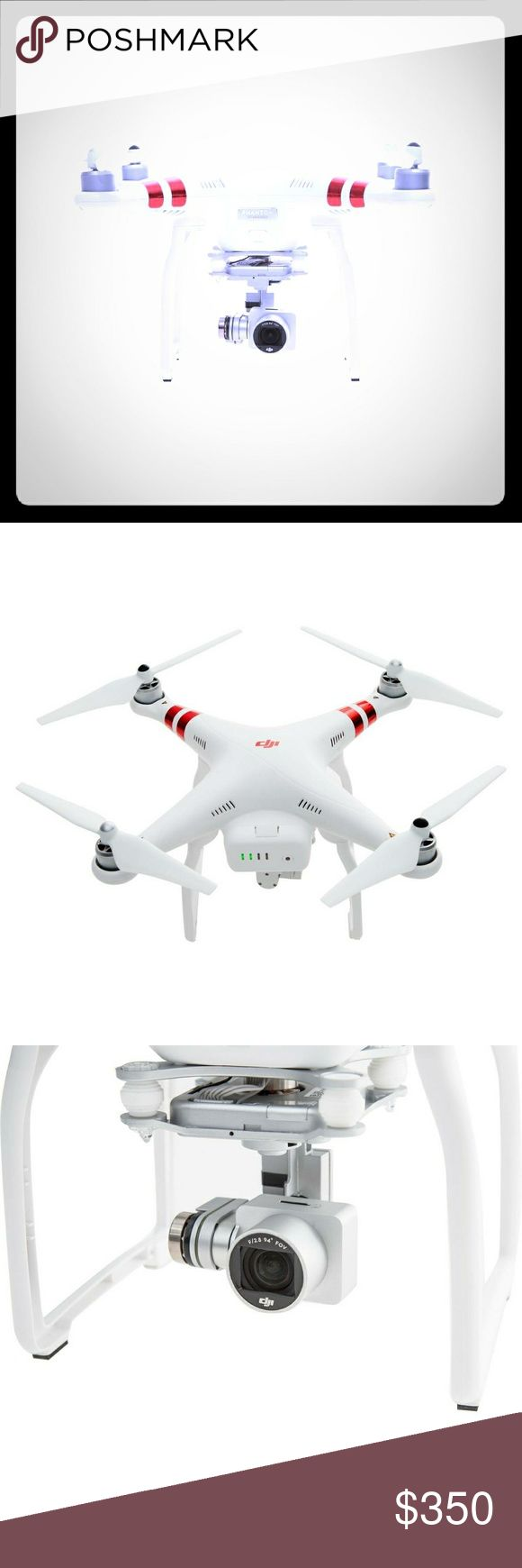 DJI PHANTOM DRONE STANDARD 3 BRAND NEW (NVR FLEW/ NVR USED) DJI PHANTOM Other
