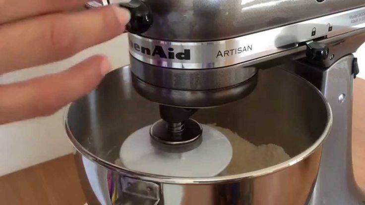 Brioches au sucre avec KitchenAid