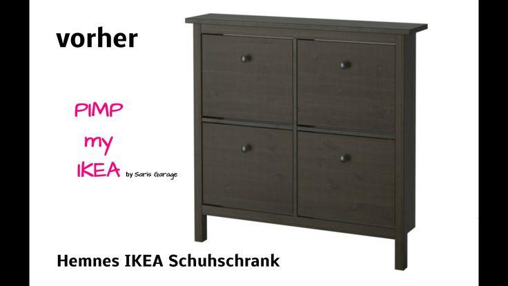 Bei Ikea Malm Bett Kracht Der Lattenrost Runter ~  Schuhschränke, Schuhschrank und Ikea Hemnes Schuhschrank