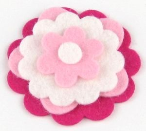 How To Use Sizzix Big Shot Machine To Cut Felt Fabric--Part I sizzix big shot cut felt Feltie appliques and hair clips are so popular now. How to make those cutie felties? The answer is to die cut felt ....