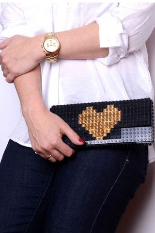 Lego Clutch Agabag | Street Chic Boutique