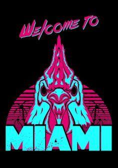 welcome to miami hotline miami - Google Search
