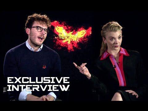 Sam Claflin & Natalie Dormer Exclusive INTERVIEW - Hunger Games Mockingjay Part 2 - http://maxblog.com/8381/sam-claflin-natalie-dormer-exclusive-interview-hunger-games-mockingjay-part-2/
