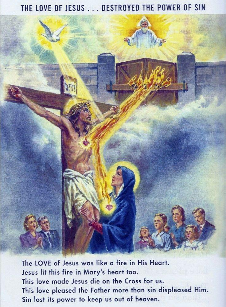 The love of Jesus