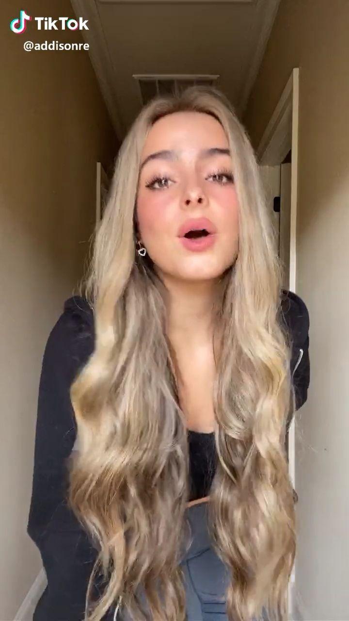 Tik Tok Pinterest In 2020 Hair Blonde Hair Looks Hair Styles
