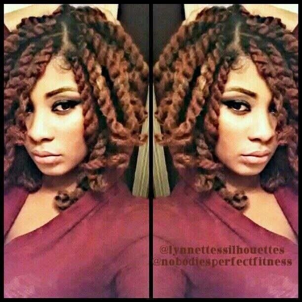 hair styles mid length 17 best ideas about marley twists on 8737