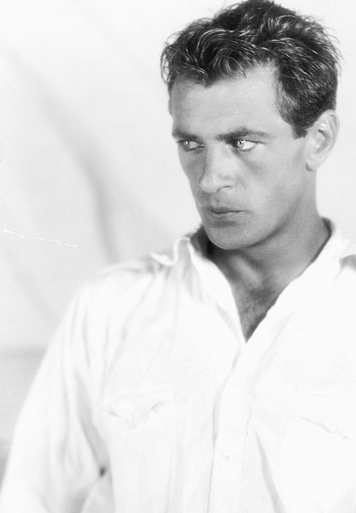Gary Cooper in The First Kiss, 1928