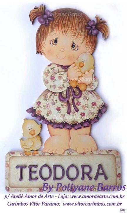 Please meet bmy friend Teodora..