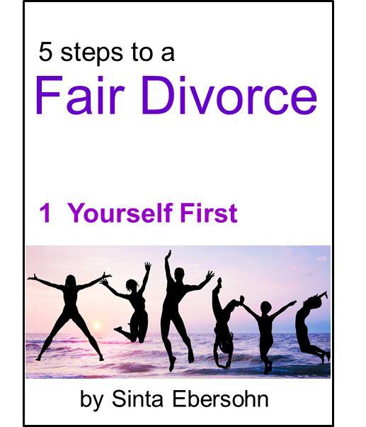 eBook: 5 Steps to a Fair Divorce | Fair Divorce