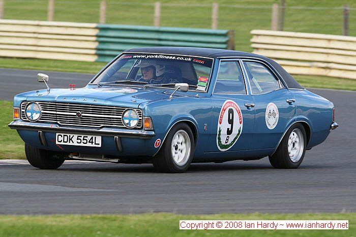 Slideshow for Hammerite Racing Classic Group 1 Touring Car Championship 2008 Croft