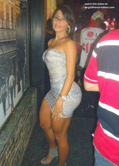 Latina grasa botín porno
