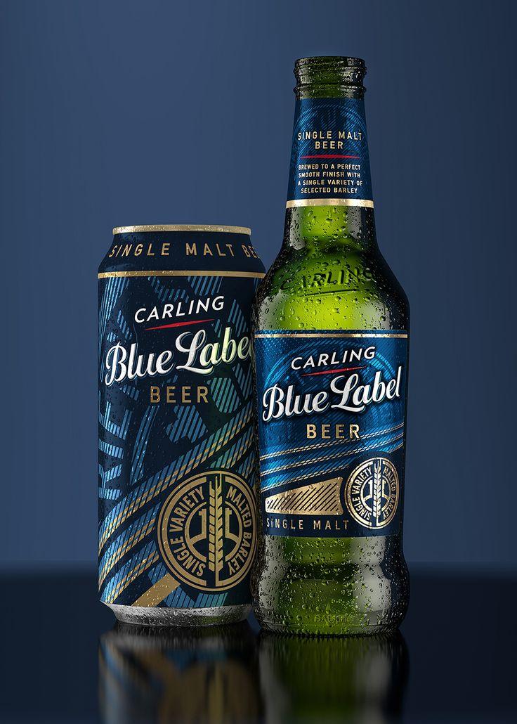 Carling Blue Label