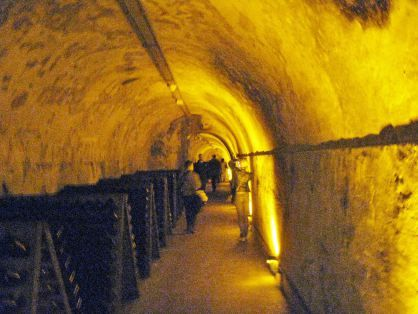 G.H. Mumm - Champagne Cave http://www.reims-tourism.com/Discover/Champagne/The-Champagne-Houses/(fiche)/127684
