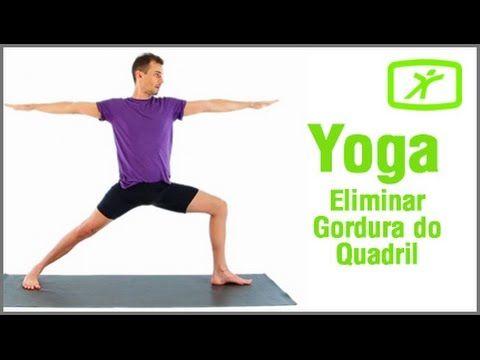 Aula de Yoga para Iniciantes - #10 - Sequência para Perder o Culote e Eliminar Gordura do Quadril - YouTube
