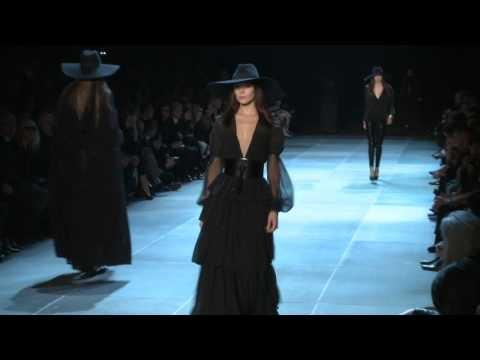 Saint Laurent Spring 2013 Runway Show. I want this whole collection in my closet<3