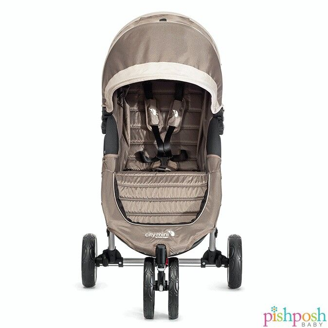 One of our best sellers for a very good reason: the Baby Jogger City Mini is among the lightest in its class, with excellent handling, a large underseat basket, and an easy one-hand fold that will definitely become your best friend. Priced at $259.99.  http://www.pishposhbaby.com/baby-jogger-city-mini-2016.html