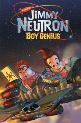 d9fd59077ee Jimmy Neutron  Boy Genius (2001) movie  poster