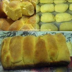 O Pão de Milho de Liquidificador é delicioso, fofinho e fácil de fazer. Experimente!
