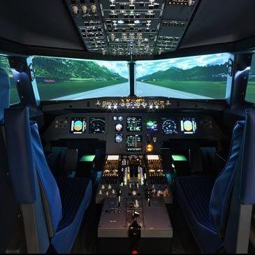 Stage Simulateur de Vol Airbus A320 à Nice