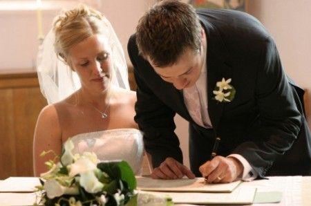 Requisitos para el matrimonio civil