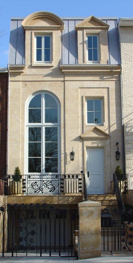 570 best apartamentos en paris images on pinterest paris for Townhouse exterior